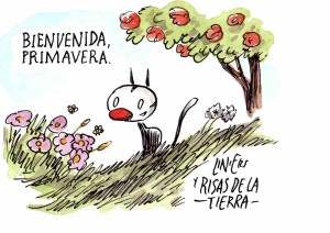 Feliz Primavera!