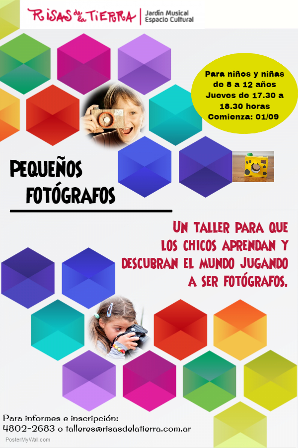 Flyer Pequeños Fotografos Version 0
